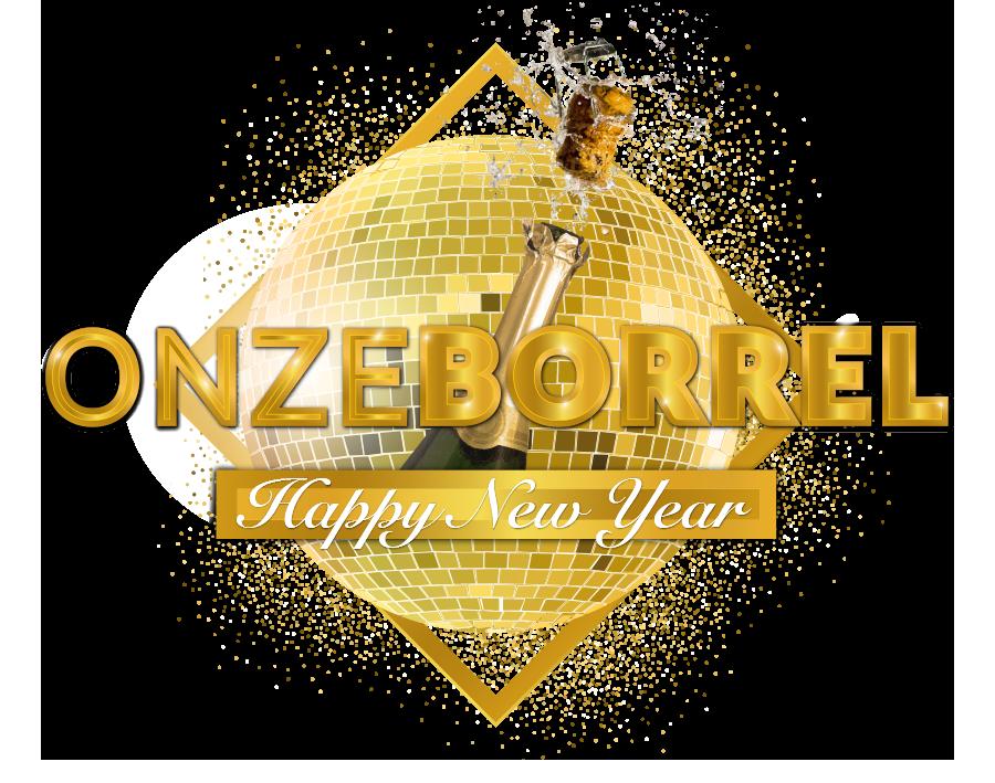 onzeborrel newyear 2020 logo websitekopiekopie